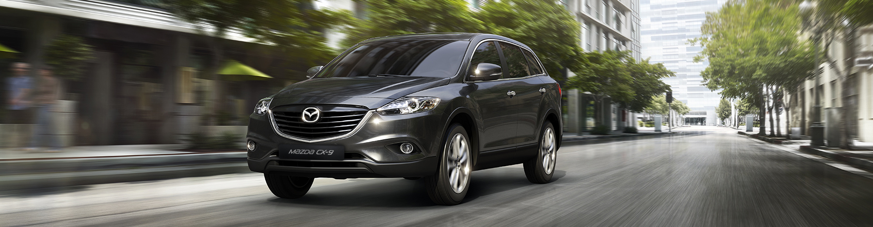 mazda wallpaper (Mazda CX-9)