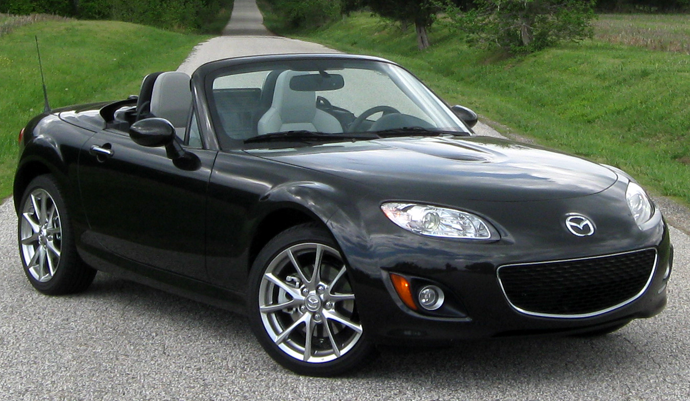 mazda mx 5 review and photos. Black Bedroom Furniture Sets. Home Design Ideas