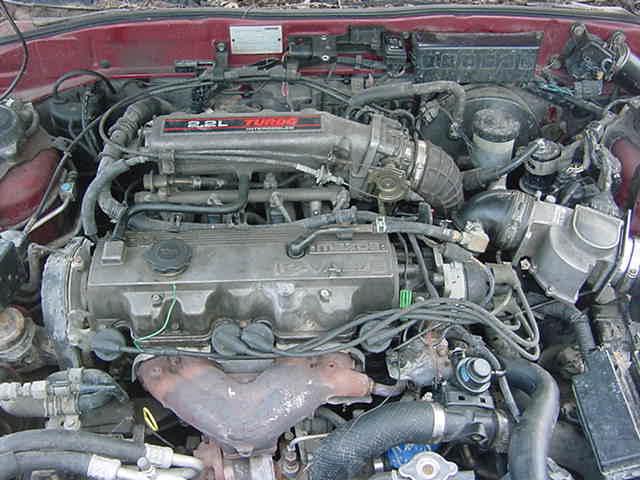 Mazda Mx 6 Turbo