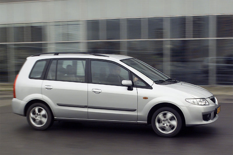 MAZDA PREMACY - Review and photos