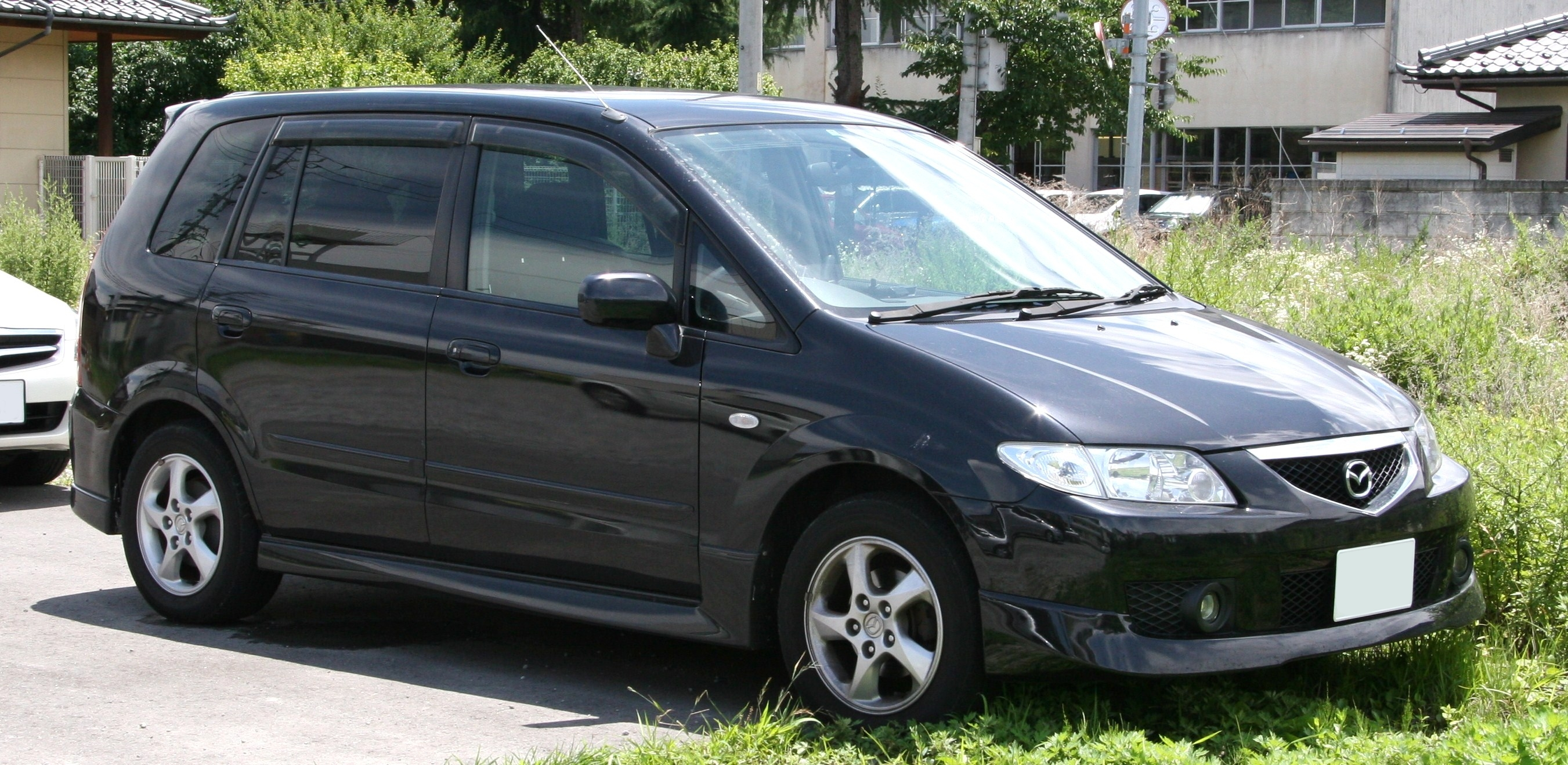 mazda premacy review and photos. Black Bedroom Furniture Sets. Home Design Ideas