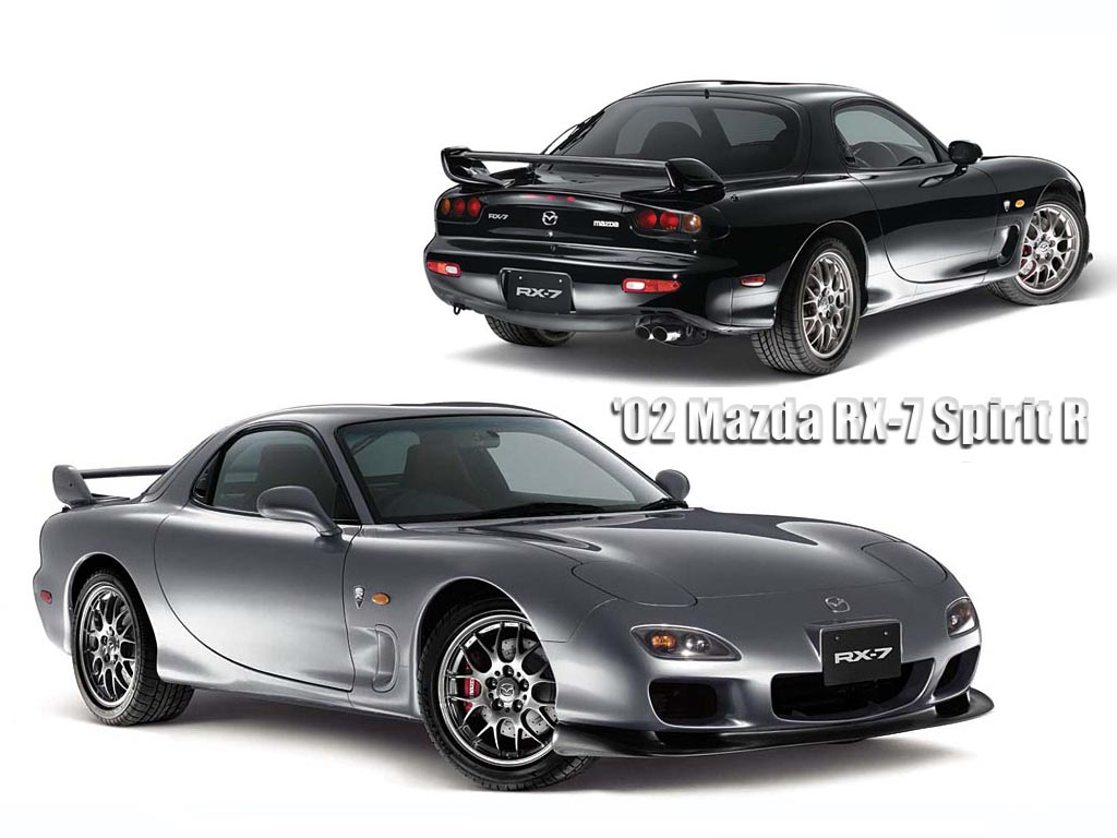 MAZDA RX7  Review and photos