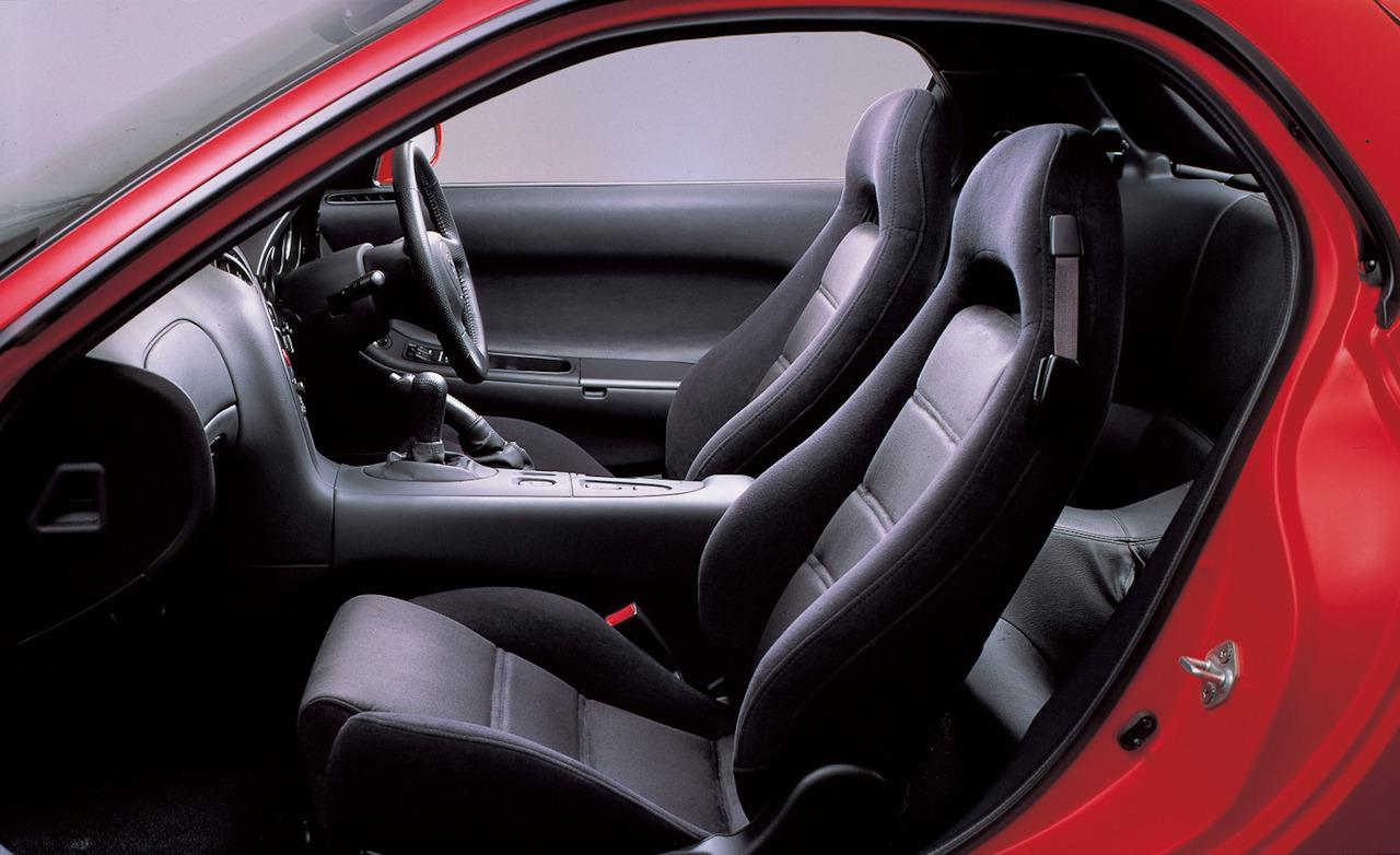 mazda rx 7 review and photos. Black Bedroom Furniture Sets. Home Design Ideas