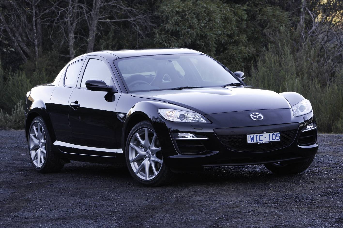 mazda rx 8 review and photos. Black Bedroom Furniture Sets. Home Design Ideas