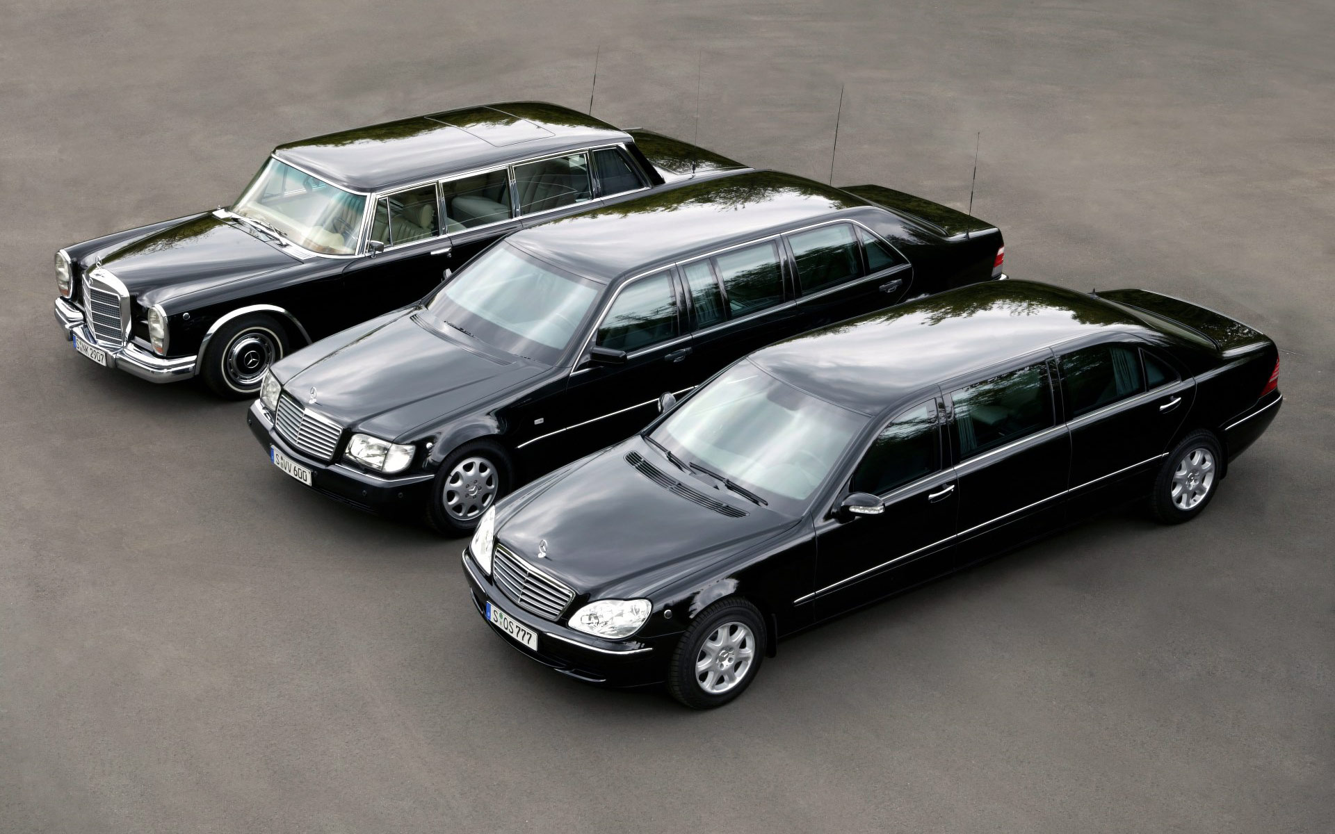 Mercedes benz 600 for Mercedes benz 600s