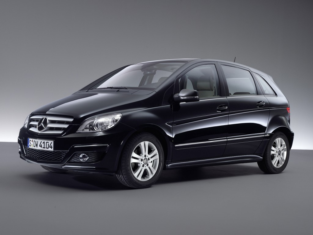 Mercedes benz b class review and photos for What is service a and b on mercedes benz