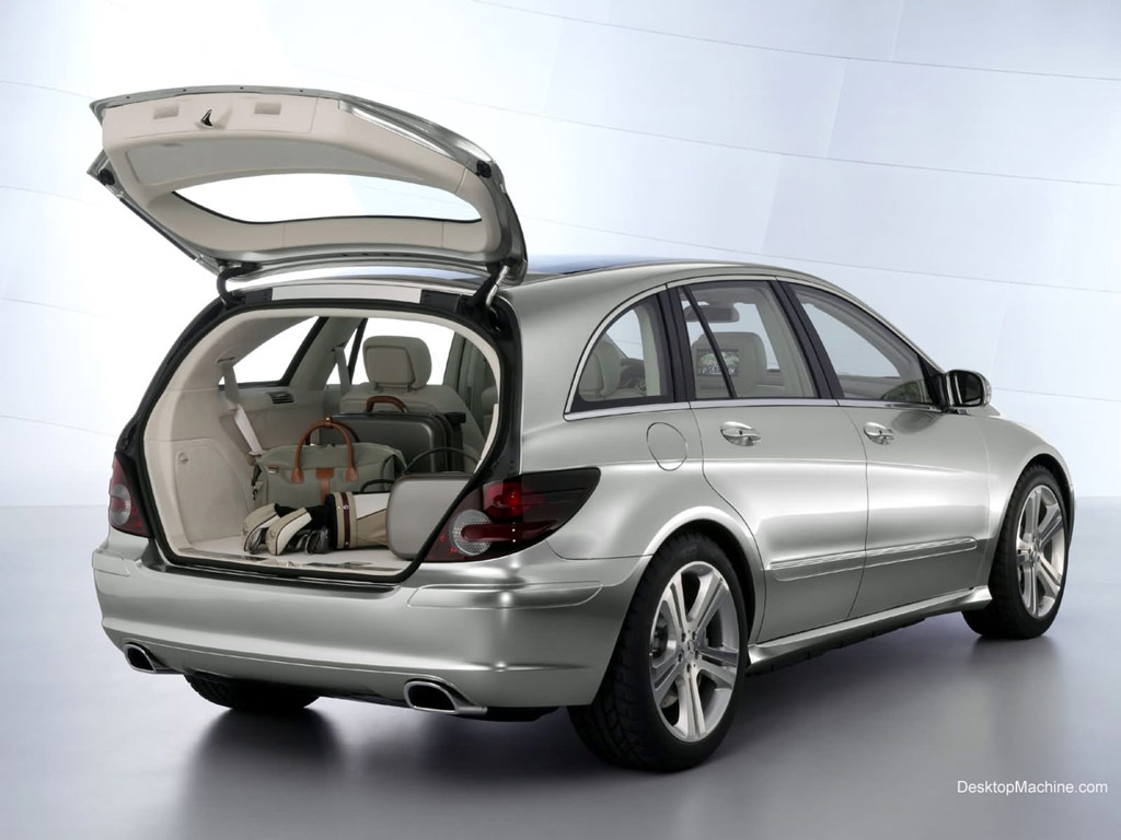 mercedes benz r class review and photos. Black Bedroom Furniture Sets. Home Design Ideas