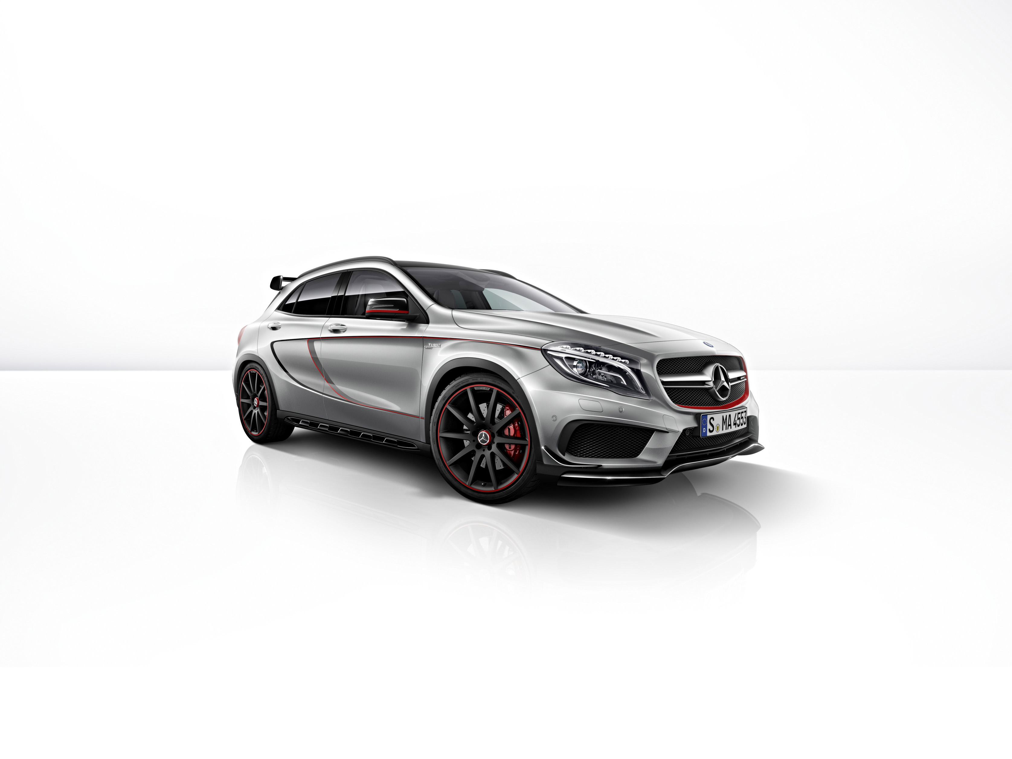 mercedes-benz wallpaper (Mercedes-Benz GLA-Class)