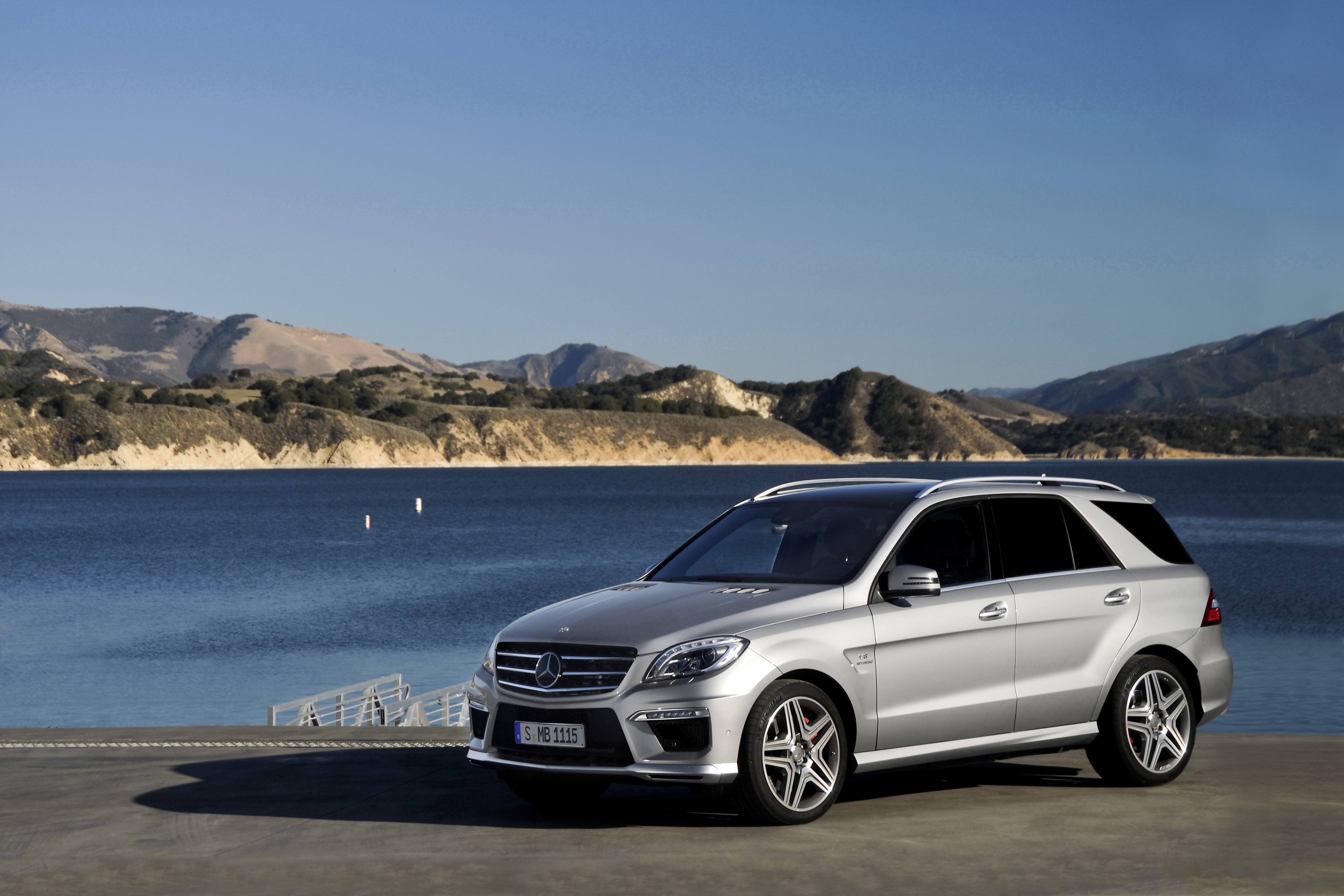 mercedes-benz wallpaper (Mercedes-Benz M-Class)