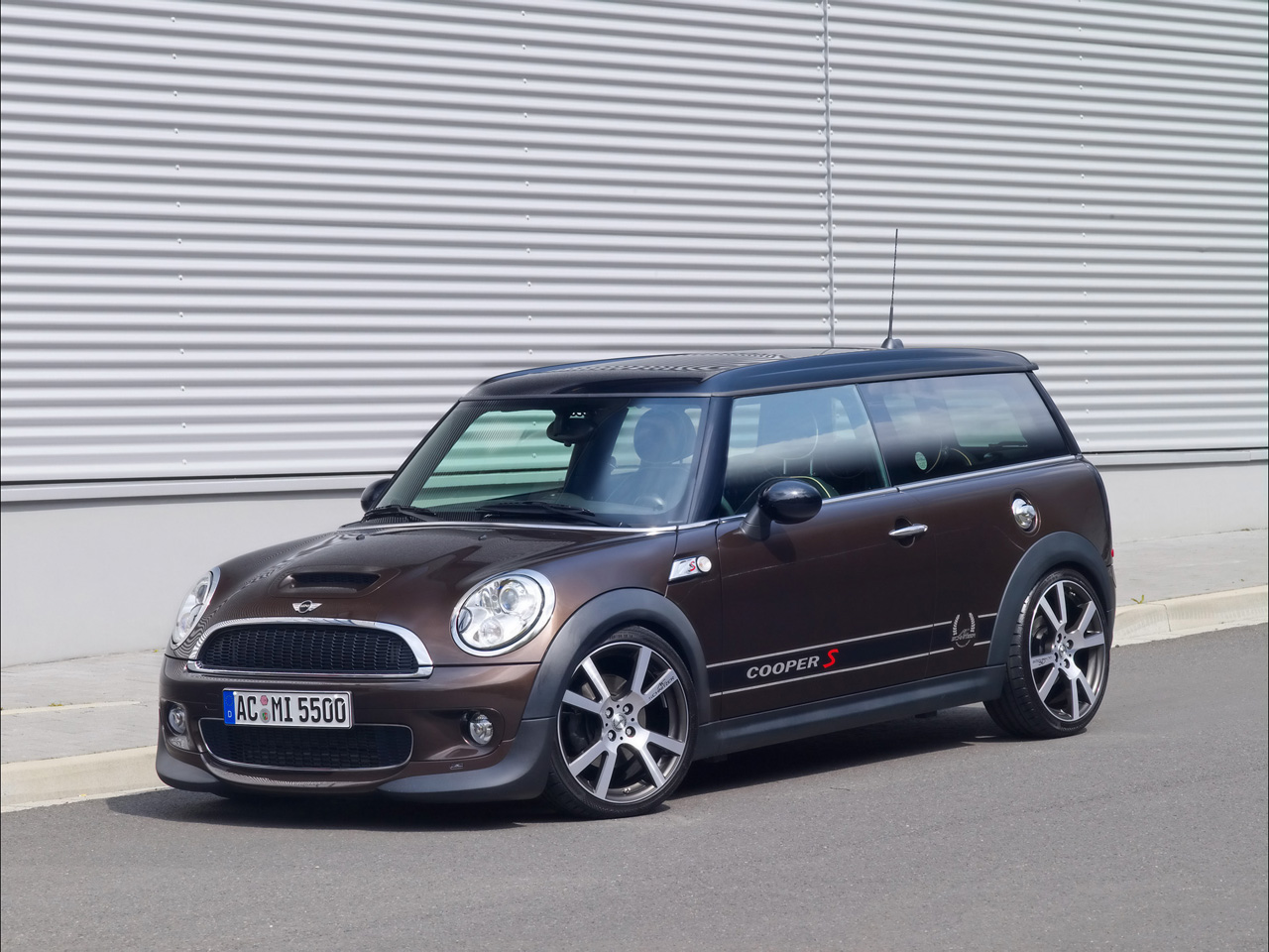 Mini Clubman Review And Photos