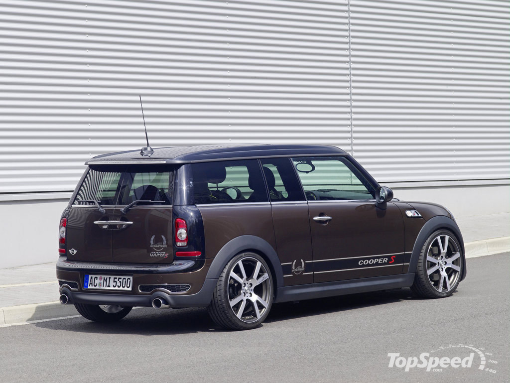 mini wallpaper (Mini Clubman)