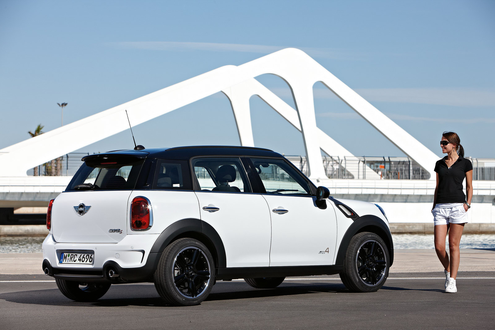 mini wallpaper (Mini Countryman)