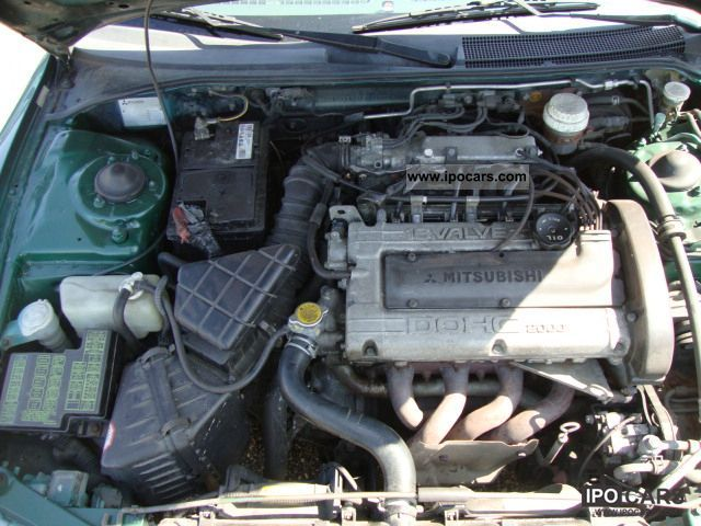 MITSUBISHI ECLIPSE 2000 GS 16V