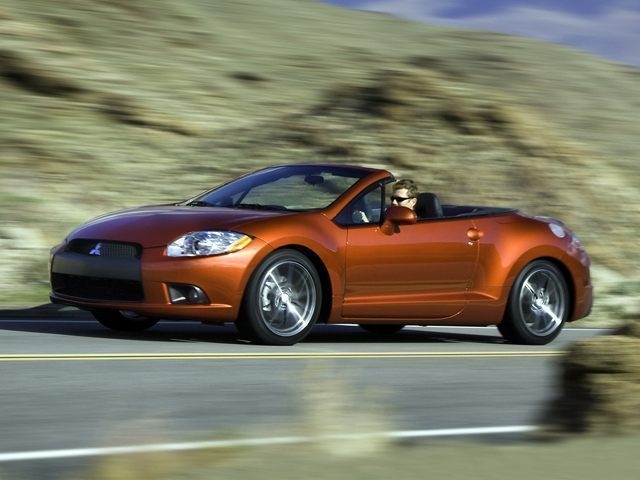 MITSUBISHI ECLIPSE brown