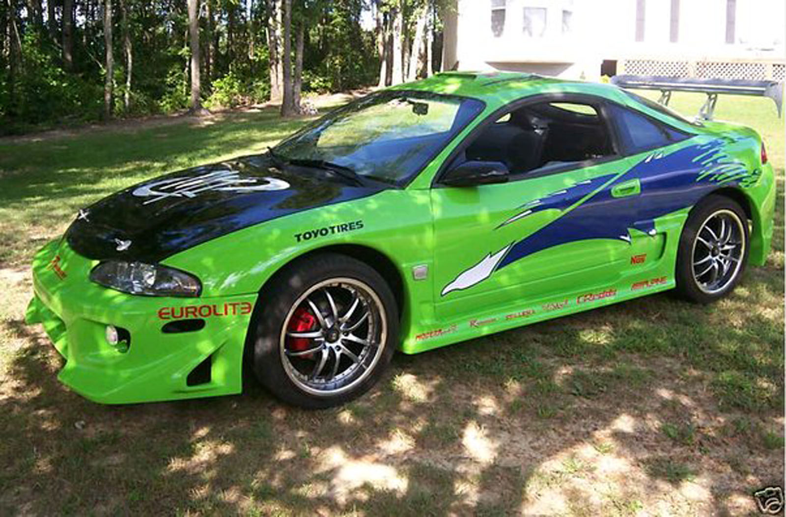 Mitsubishi Eclipse Review And Photos