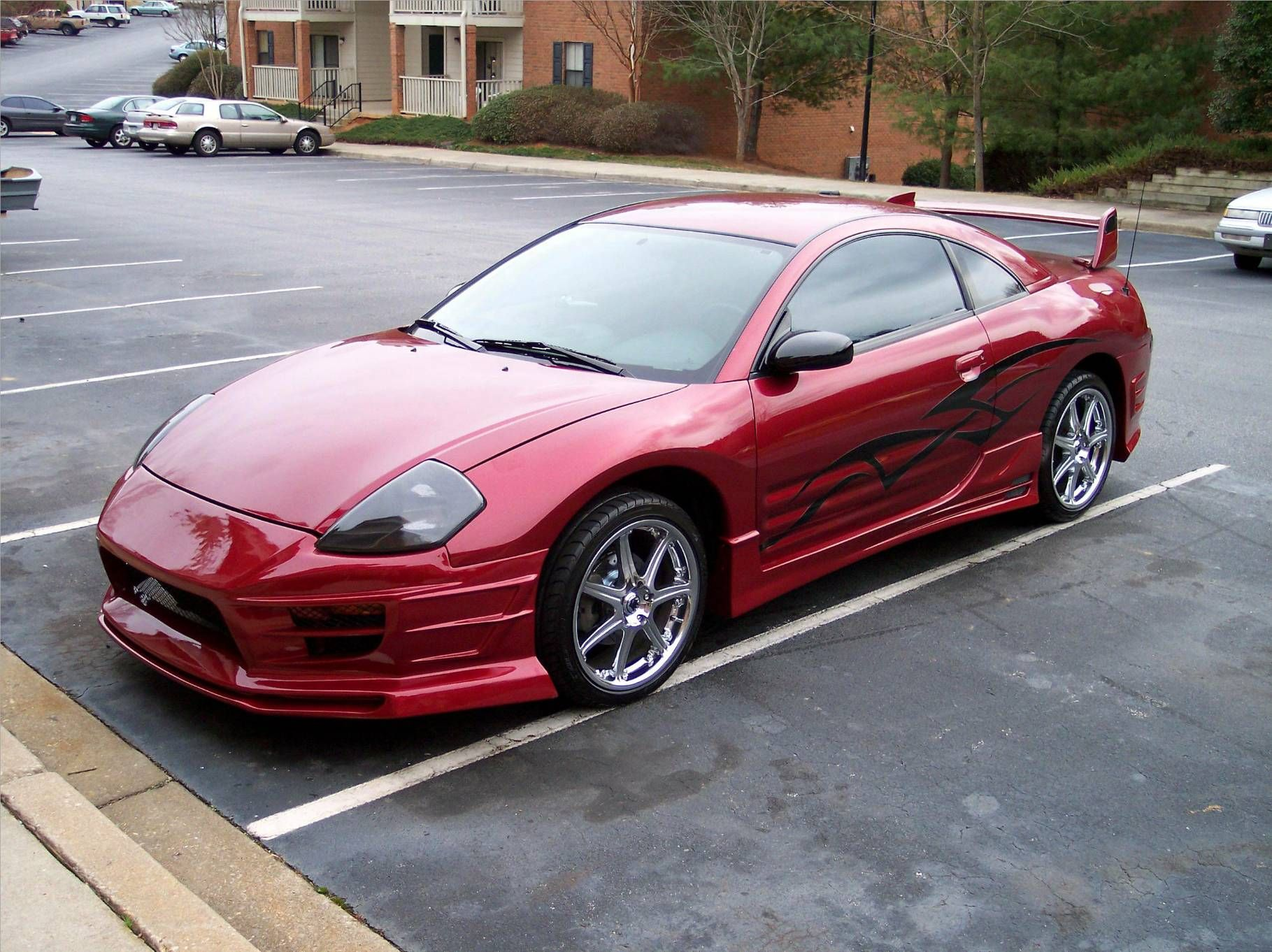 MITSUBISHI ECLIPSE - Review and photos