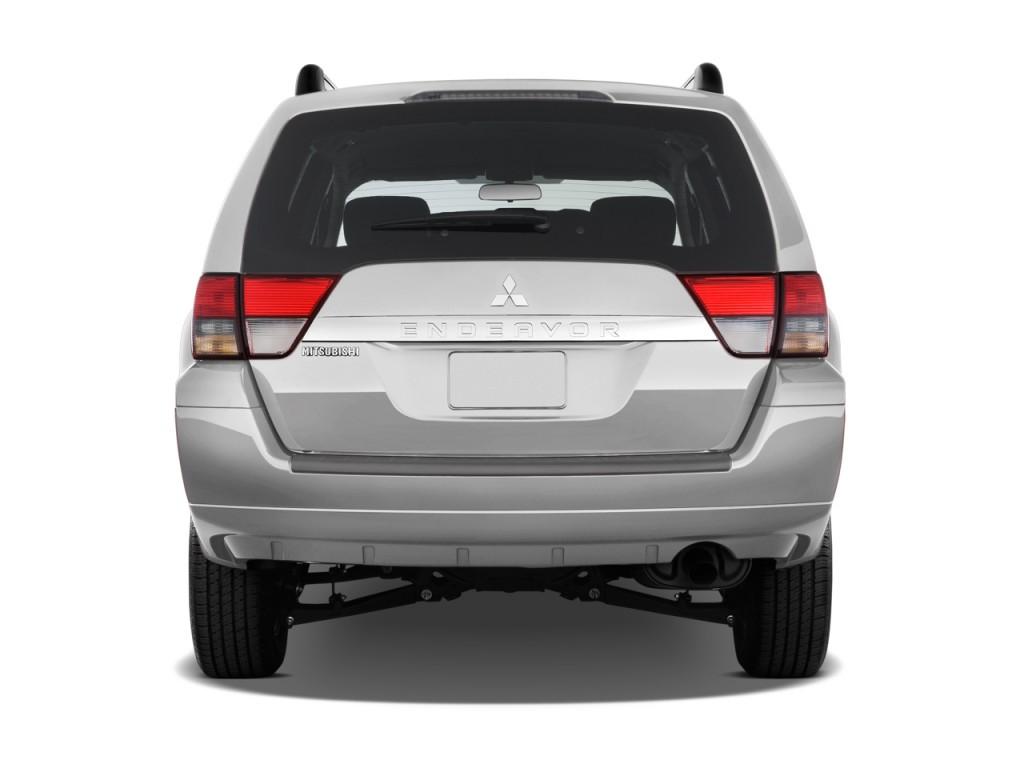 Mitsubishi Endeavor Ls