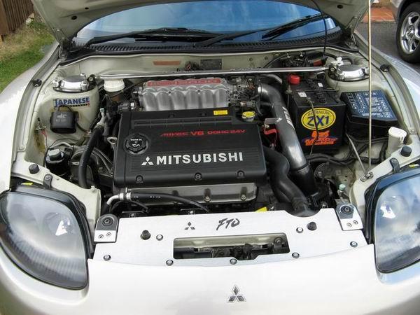 MITSUBISHI FTO 2.0 engine