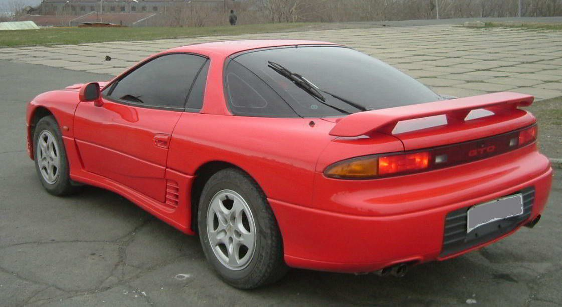 MITSUBISHI GTO - Review and photos