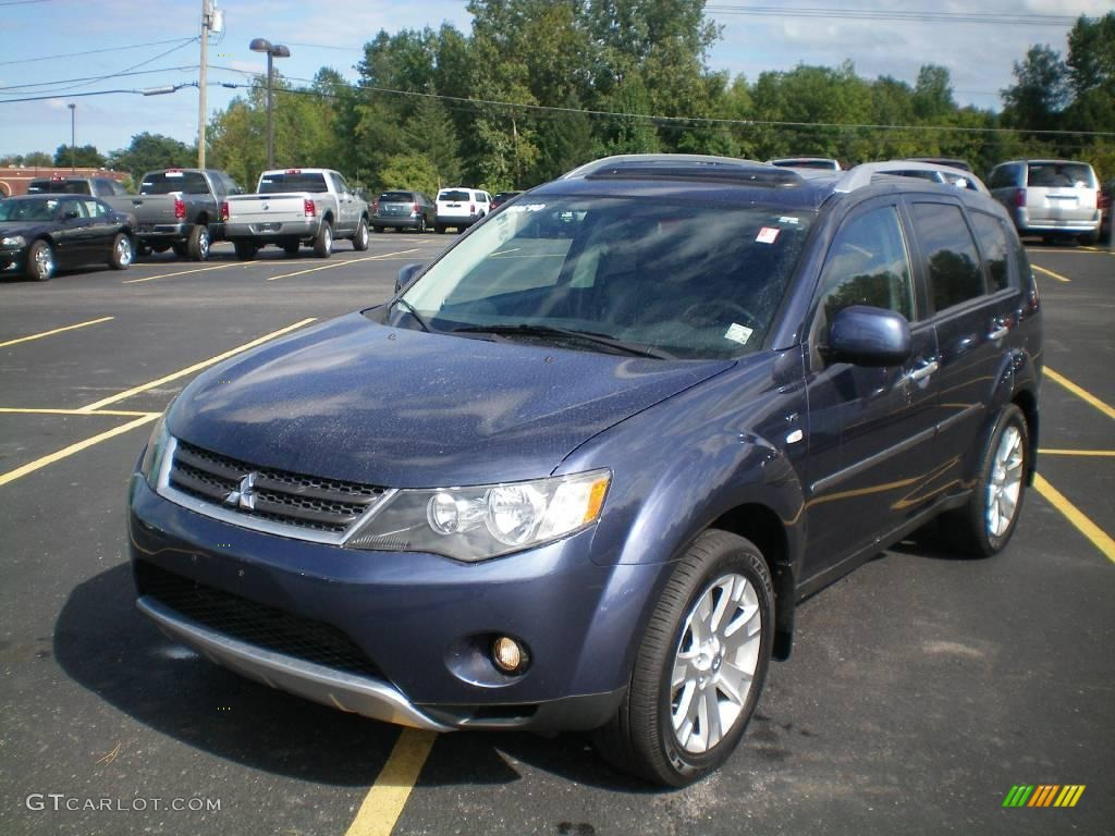 mitsubishi outlander review and photos. Black Bedroom Furniture Sets. Home Design Ideas