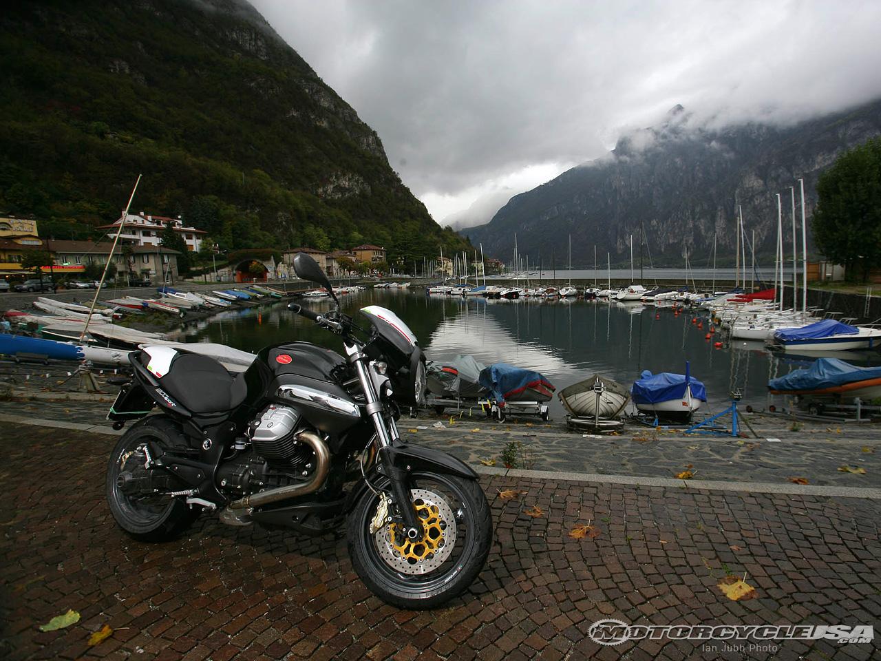 moto guzzi wallpaper (Moto Guzzi 1200 Sport)