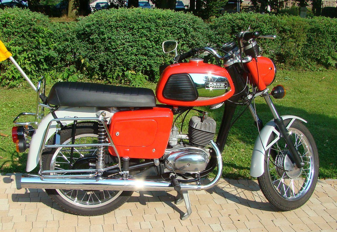 MZ 150 green