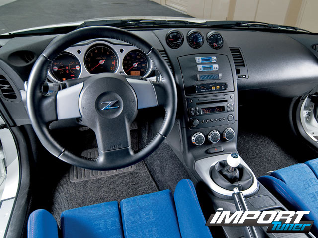 Nissan 350z Review And Photos