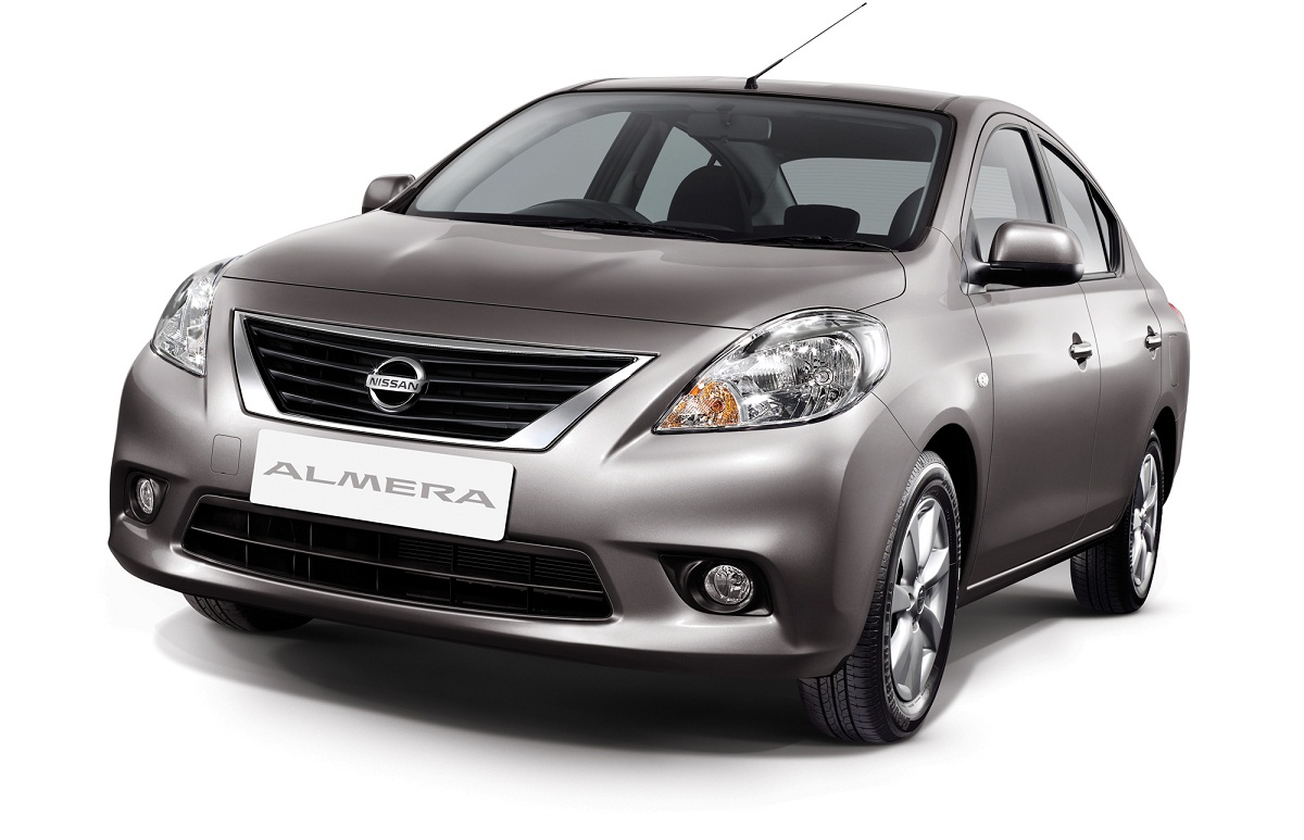 Nissan Almera Review And Photos