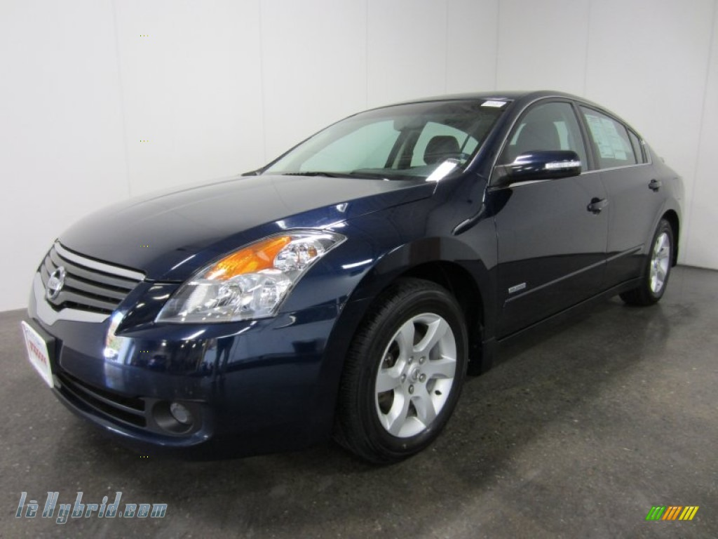 NISSAN ALTIMA blue