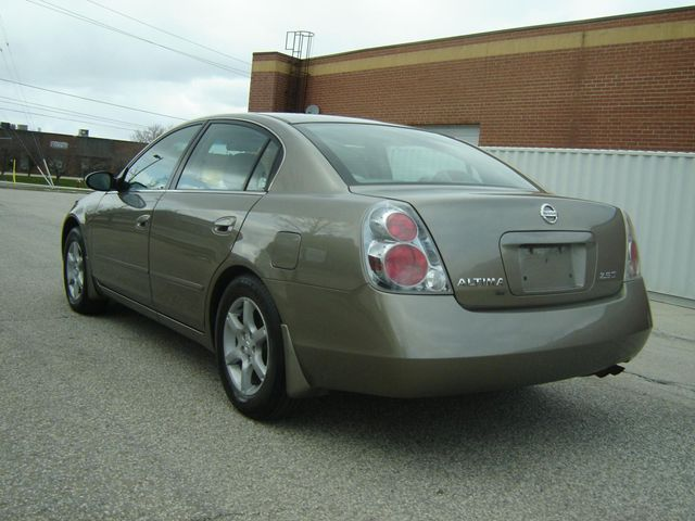 NISSAN ALTIMA brown