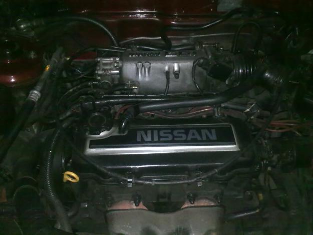 NISSAN BLUEBIRD 2.0 blue