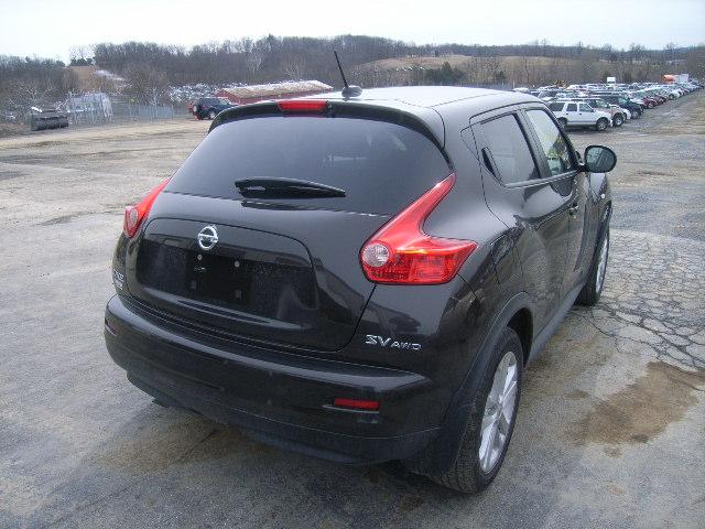 NISSAN JUKE 1.6 brown