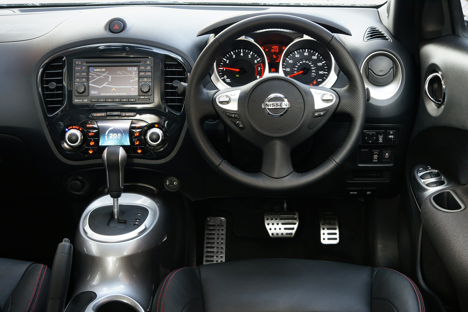 Nissan Juke Review And Photos