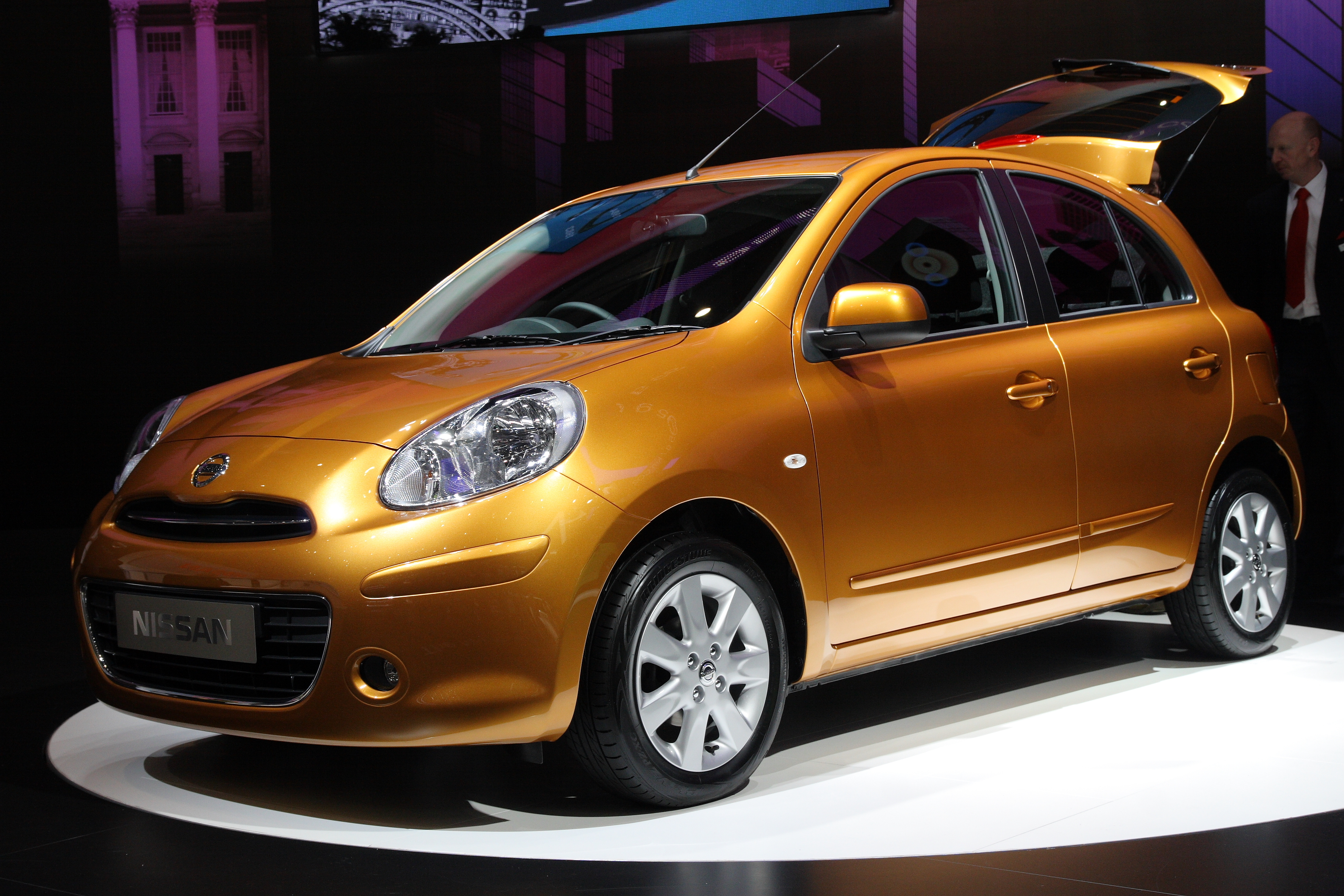 NEW NISSAN MICRA BY ANYMORE