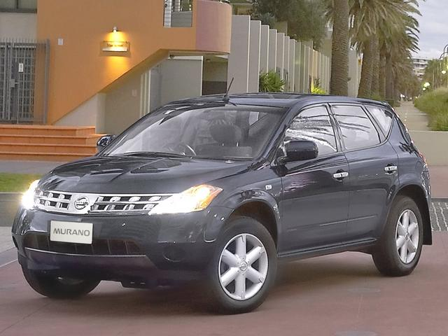 NISSAN MURANO 3.5 V6 brown