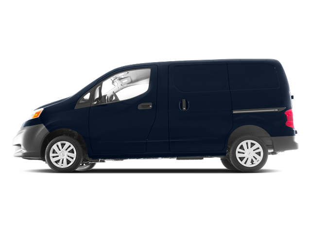 NISSAN NV200 blue