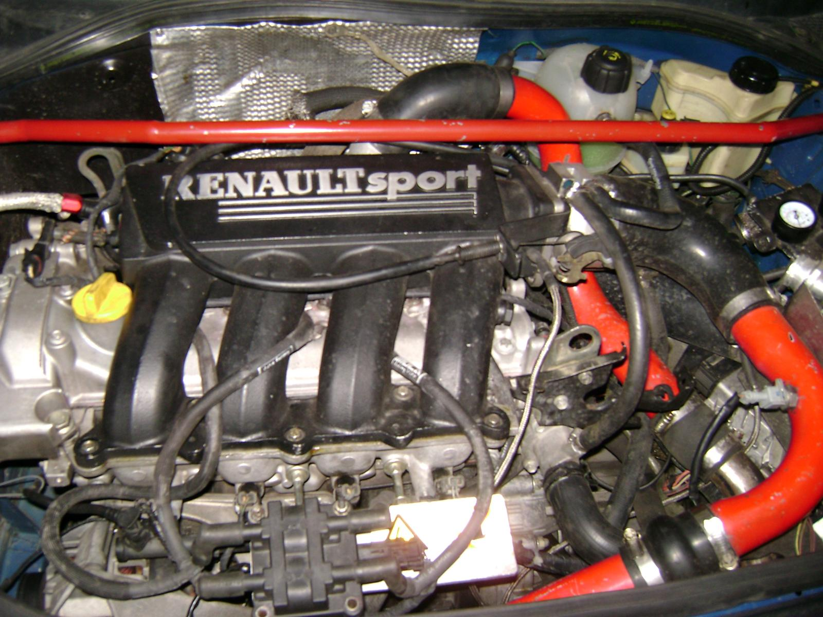 NISSAN PLATINA engine
