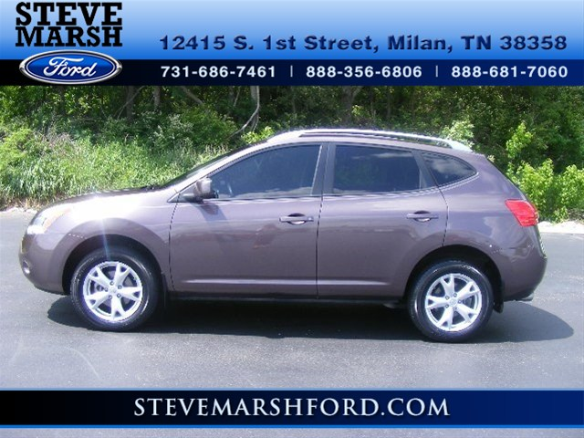 NISSAN ROGUE brown