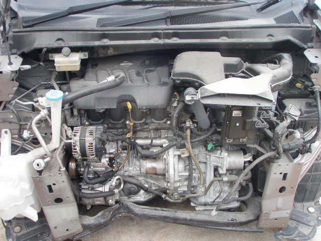 NISSAN SERENA engine