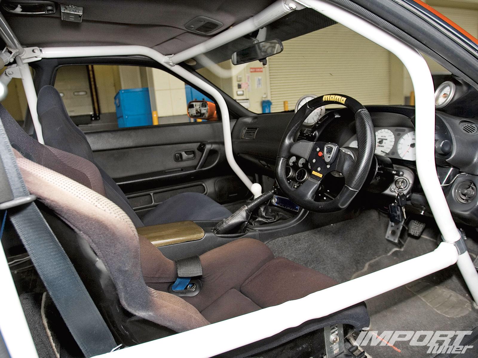 1990 Nissan Skyline - Interior Pictures - CarGurus 25