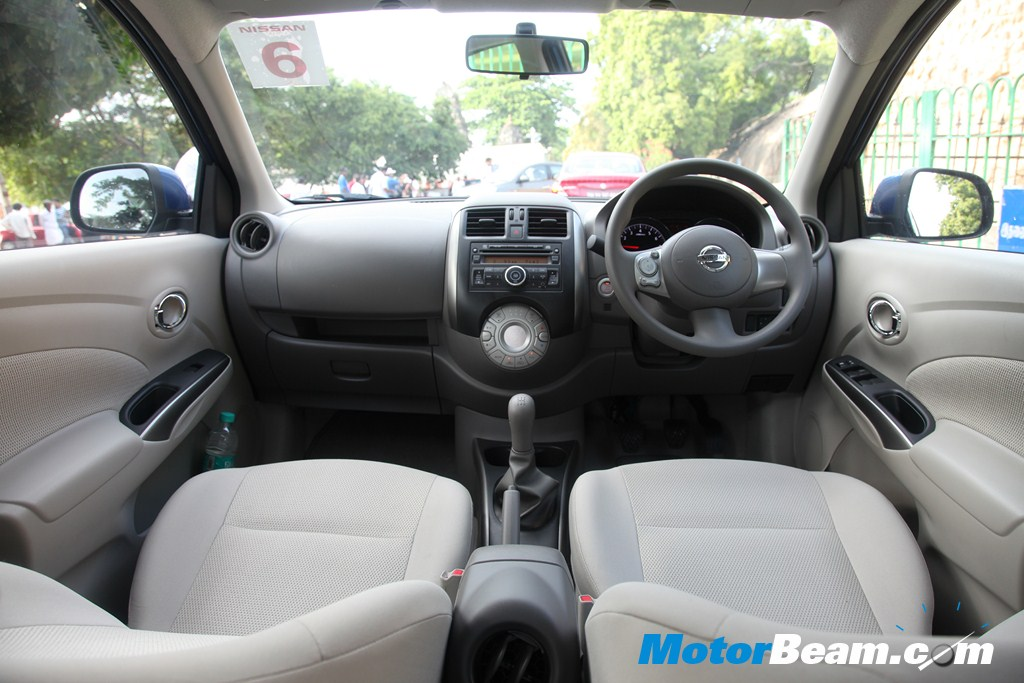Nissan Sunny Review And Photos