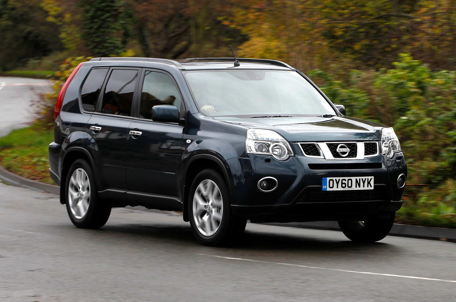 nissan x trail review and photos. Black Bedroom Furniture Sets. Home Design Ideas