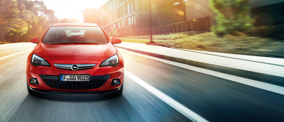 Opel Astra Gtc Review And Photos