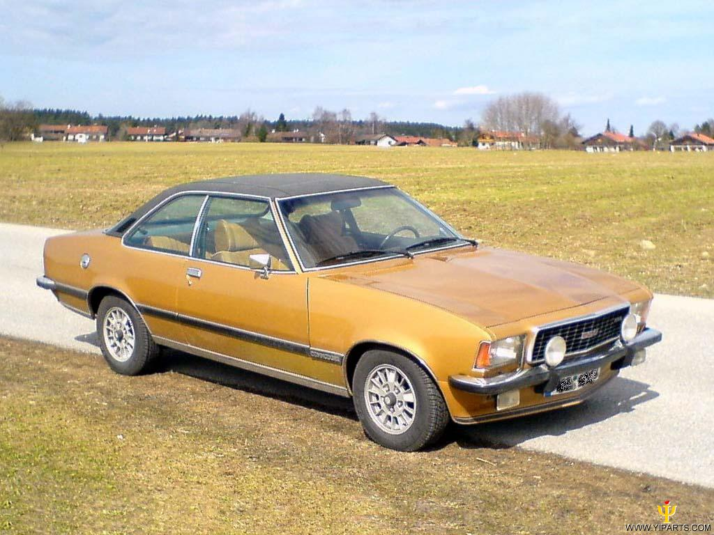 OPEL COMMODORE 2.8 GS