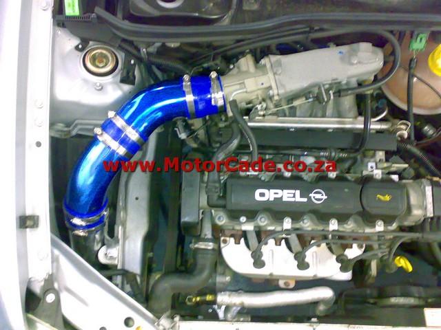 OPEL CORSA engine