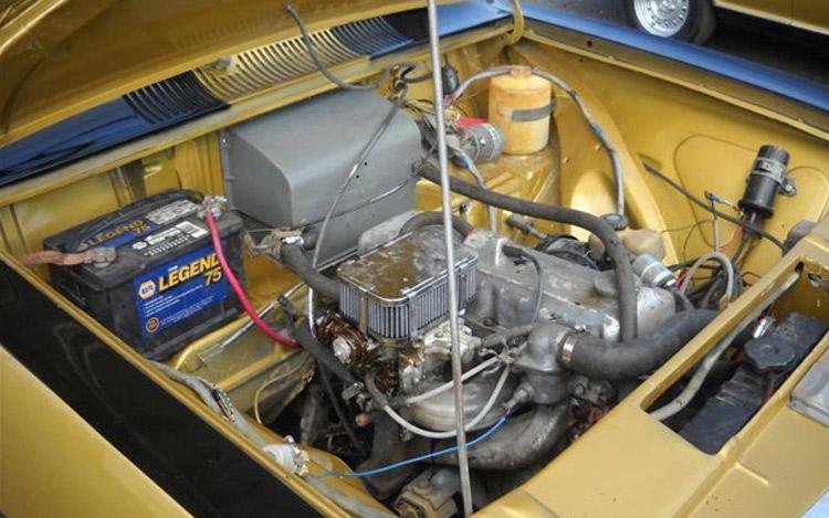 OPEL KADETT 1.1 engine
