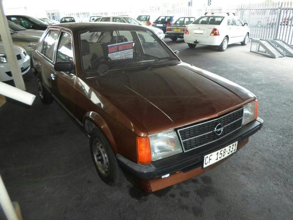 OPEL KADETT brown