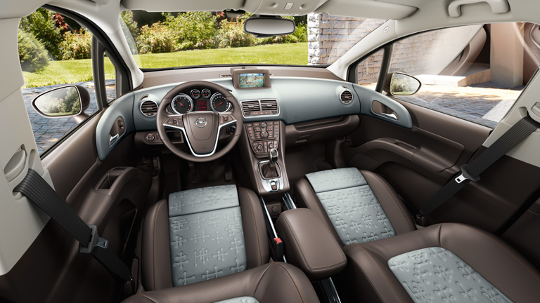 Opel Meriva Review And Photos