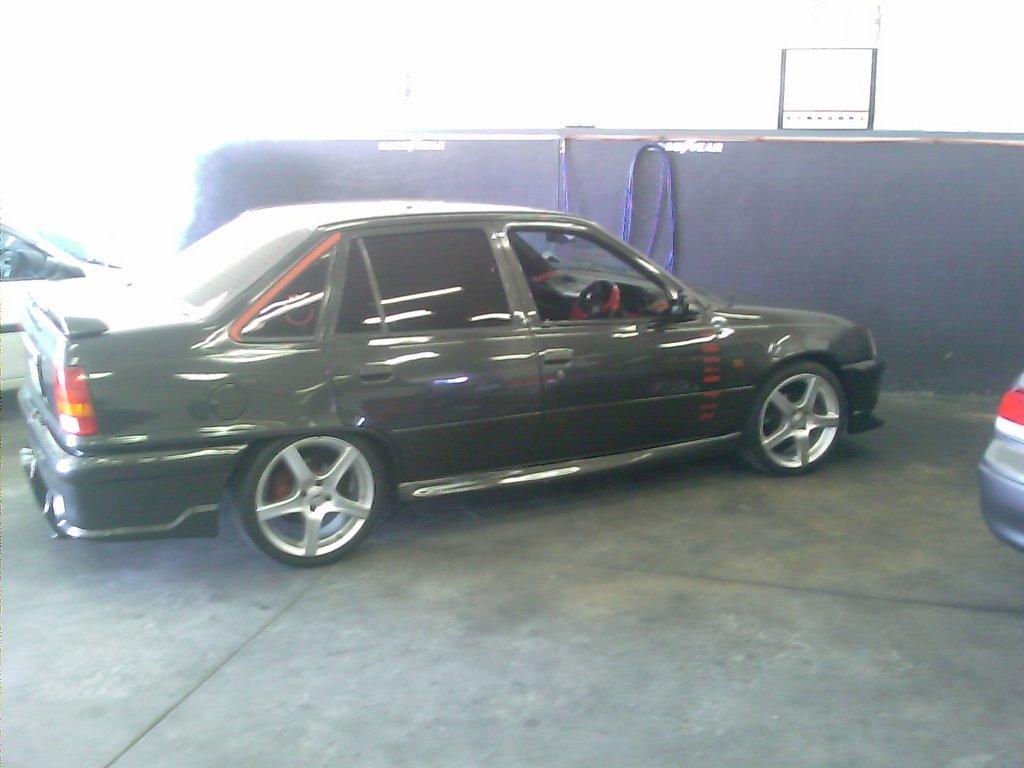 OPEL MONZA black