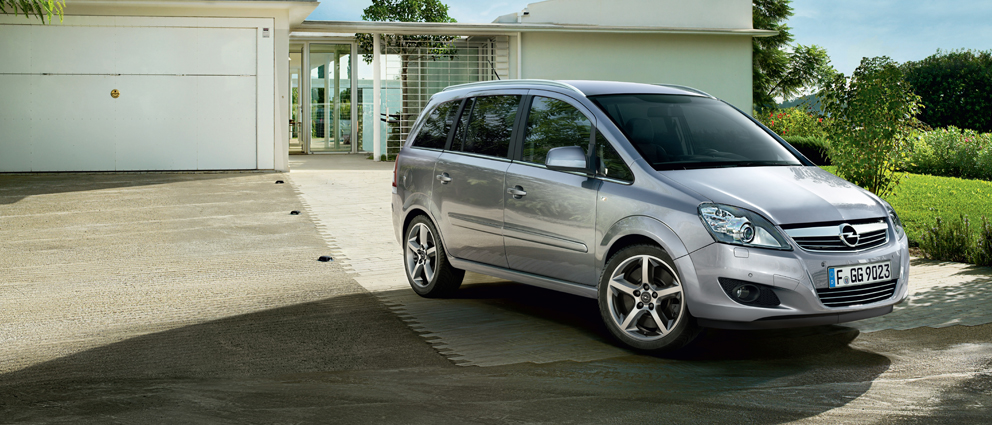 opel wallpaper (OPEL ZAFIRA FAMILY)